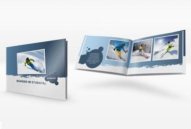 Fotobuch A4/20x30 Fotocover / 24 - 240 Seiten