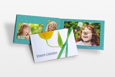 Fotobuch auf Fotopapier 13x18 / 16 - 72 Seiten inkl. Cover