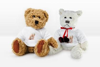 Teddy-Set Teddybär 18 cm