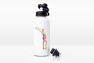 Trinkflasche ALU 600ml