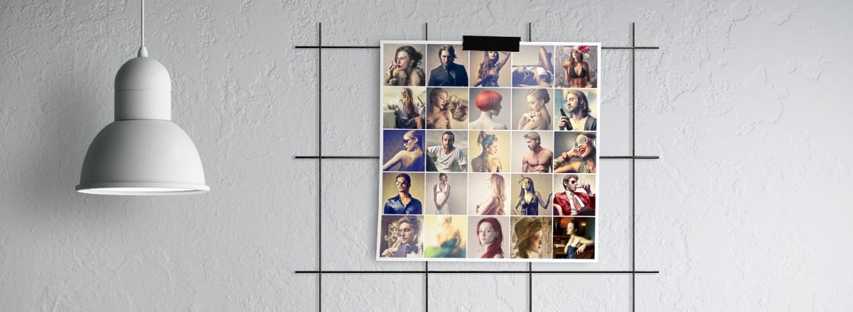 Collage online bestellen