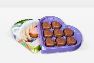 fotogeschenke mit schokolade