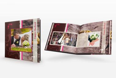 Vorlagen für Ihr Hochzeitsalbum