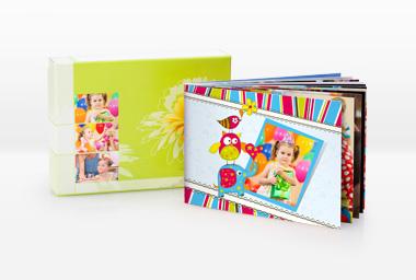 Mini-Fotobücher