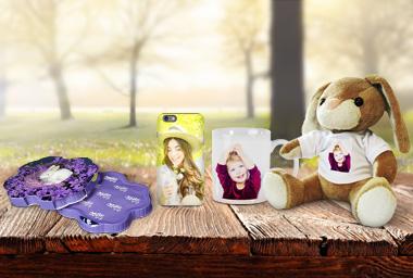 Fotogeschenke - Ostergeschenke für das Osternest