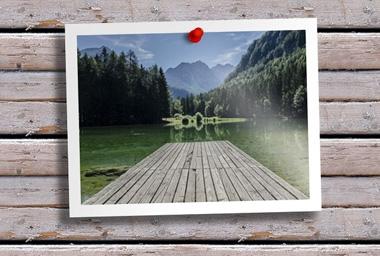 10x15/13 cm FOTO Plus Glanz / weisser Rand