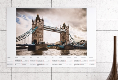 Calendrier Planning Annuel 30x45