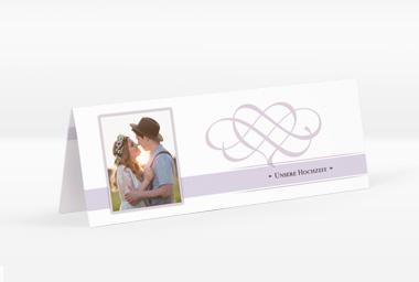 Carte de mariage 10x30