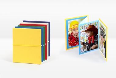 CD-Leporello 10x15 mit 4+2 Bildern beidseitig gedruckt