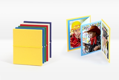 CD-Leporello 10x15 mit 6+4 Bildern beidseitig gedruckt