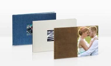 Fotobuch Gold 30x20cm / 24-100 Seiten inkl. Cover