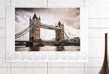 Jahreskalender 30x45