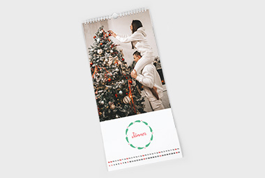 Kalender 20x45 (Foto)