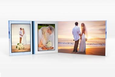 Livre photo PREMIUM 30x45 cm - Format horizontal - Tirage argentique - Ouverture à plat