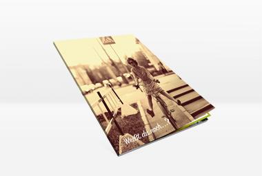 Livre photo PREMIUM ECO 20x30 cm - Format vertical - Ouverture à plat - Couverture souple