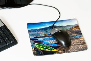 Mouse-Pad matt glänzend