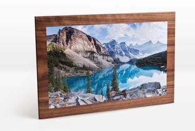Photo sur bois 40x60cm
