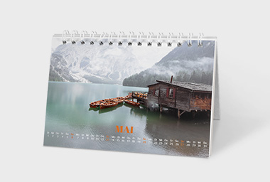 Tischkalender 10x15
