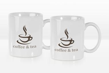 Twin-Tasse (2 Tassen mit Bild)