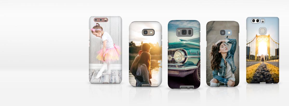 Neue Handy Cover für iPhone, Samsung und Huawei