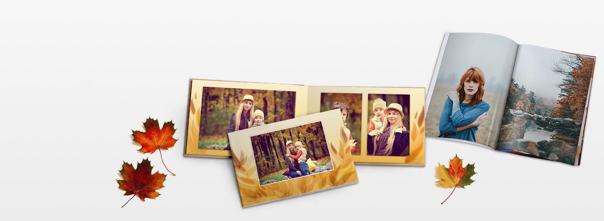 Fotobuch Herbstaktion