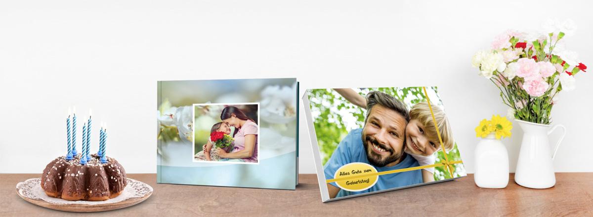 Geschenkbox bedruckt mit Foto
