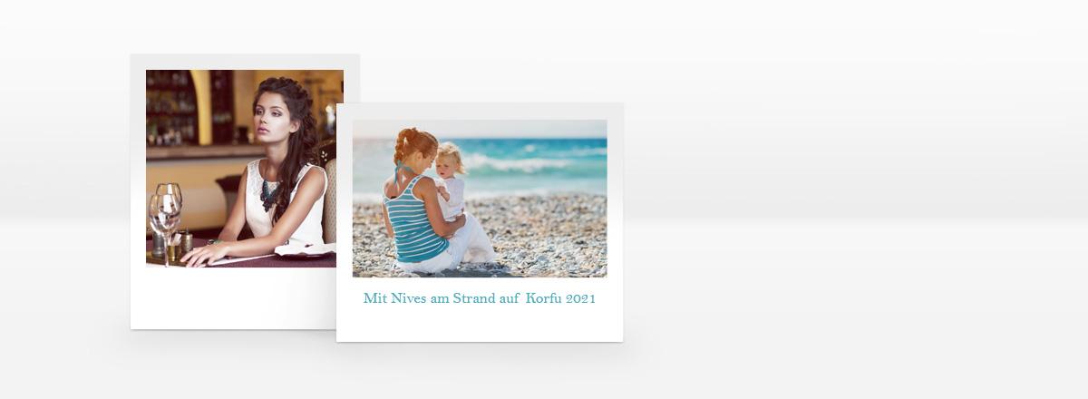 Fotos Premium Polaroid