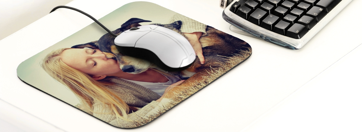 Mousepad Fotogeschenk