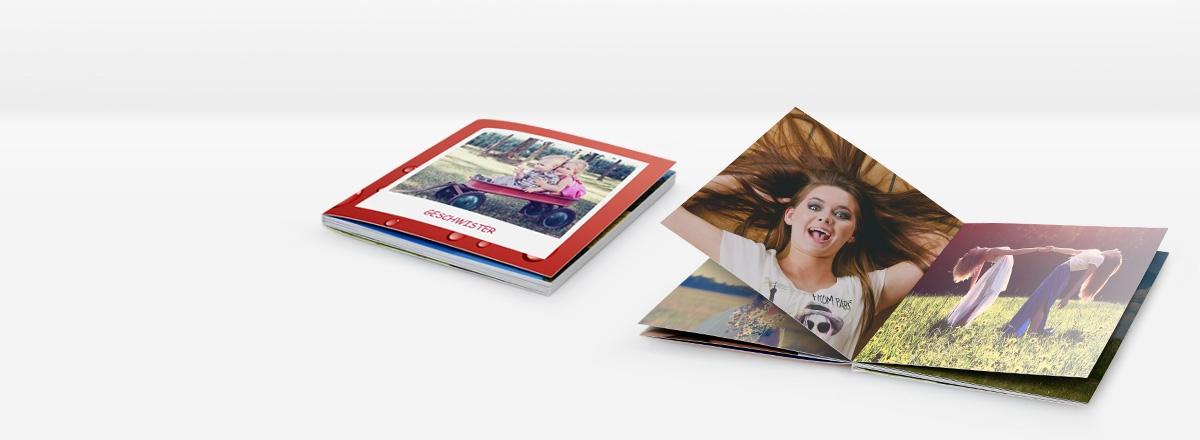Foto-Taschenbuch