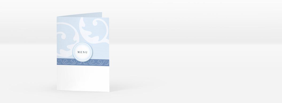 Individuelle Hochzeitskarten - Menükarten
