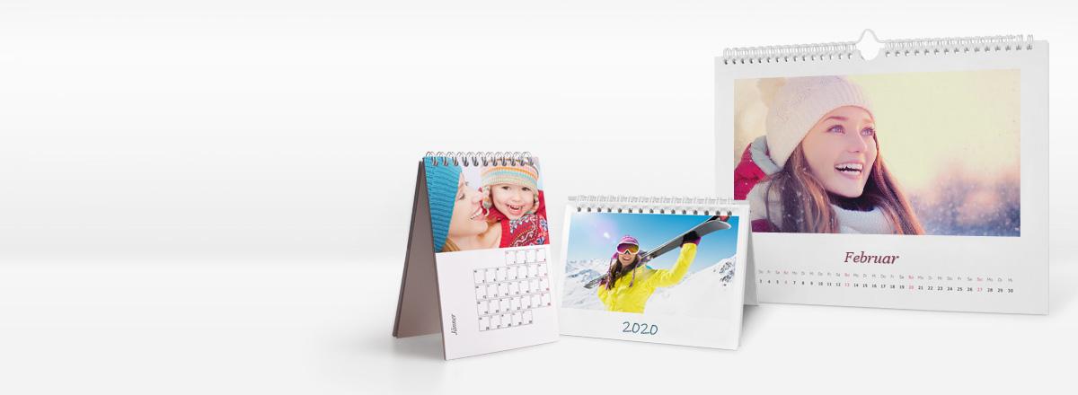 Fotokalender selbst gestalten