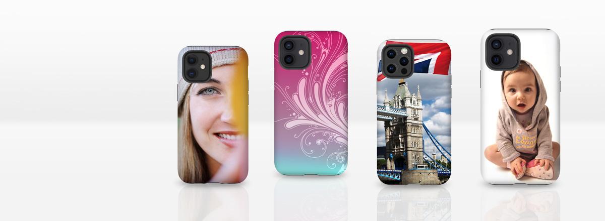 Foto-Cover für iPhone 12
