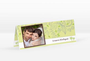 Hochzeitskarten gestalten