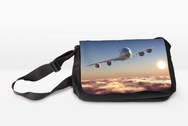 Tasche mit Fotodruck