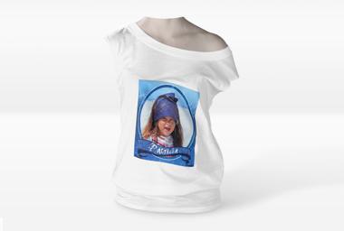 Damen-Shirts selbst gestalten