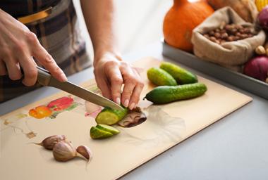 Fotogeschenke Küche