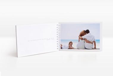 Mini-Fotobuch gestalten