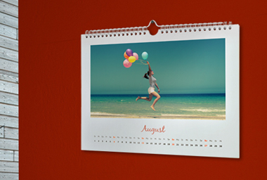 Fotokalender gestalten