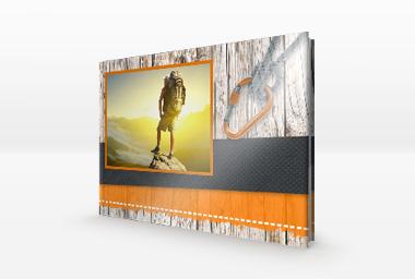 Designvorlagen für Ihr Urlaubsfotobuch