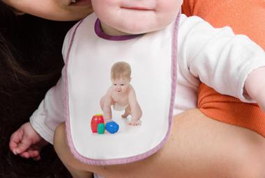 Babylätzchen selbst gestalten