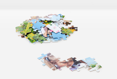 Foto-Puzzle selbst gestalten