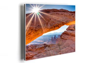 Tirage photo sur aluminium-acrylique