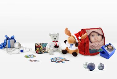 Fotogeschenke für strahlende Kinderaugen