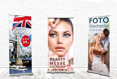 Rollup Banner online bestellen