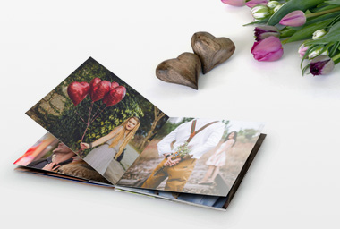 Persönliche Fotobücher zum Valentinstag