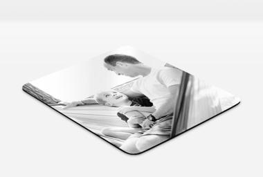 Foto-Mousepad als Vatertagsgeschenk