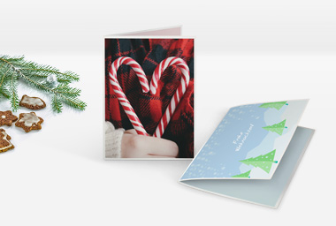 Grüßen Sie Ihre Liebsten mit originellen Foto-Grußkarten