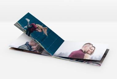 Fototaschenbuch - Gratis Bindung!