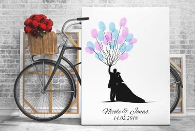 Fotogeschenk Hochzeit