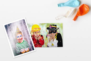 Fasching bei color drack fotoaktion bastelideen mit fotoprodukten - Fasching bastelideen ...
